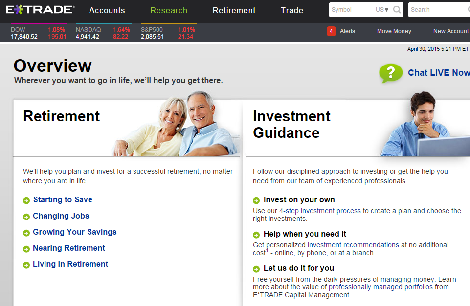 Best Broker For IRA Rollover