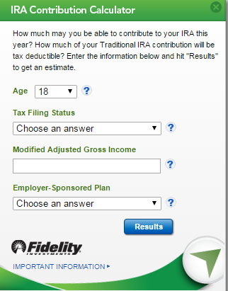 Fidelity IRA Review: ROTH, Fees, Account Promo 2018