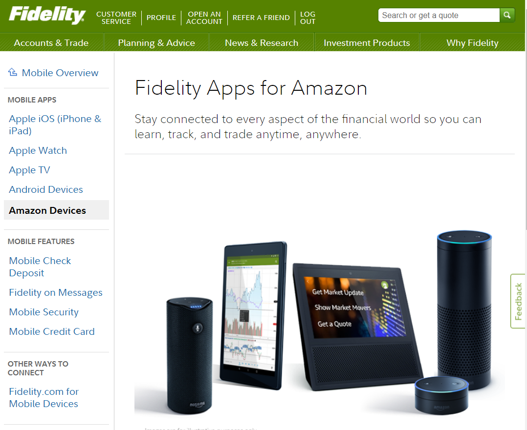Fidelity Tools Review