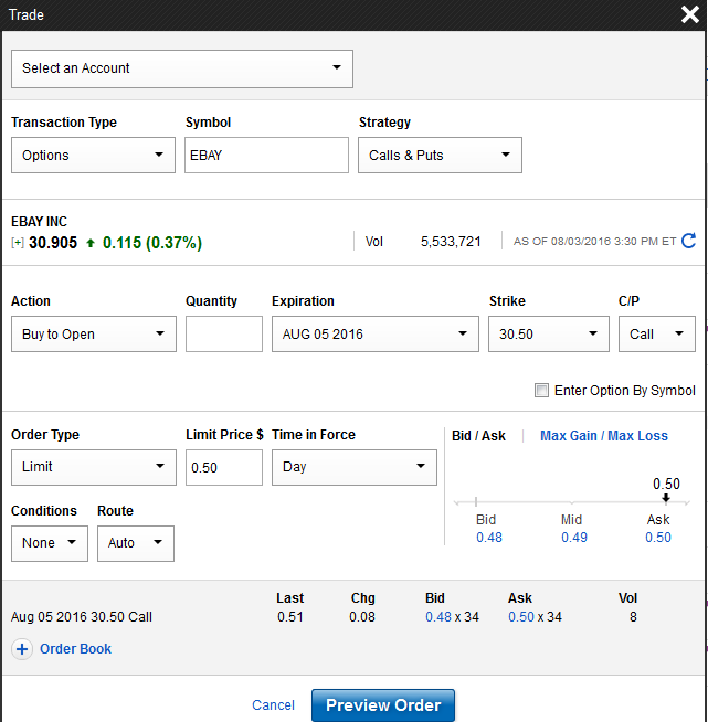 Fidelity: Broker Review for Stock Options Trading   The Motley Fool